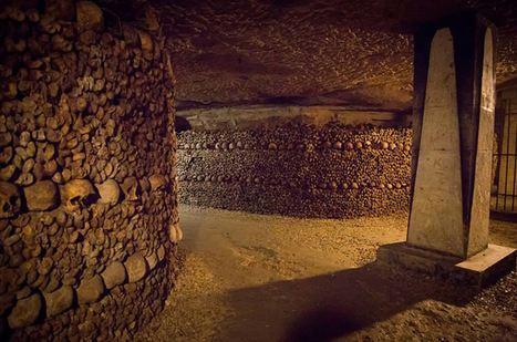 Le monde souterrain des catacombes de Paris | Le monde souterrain, espace d'innovation | Scoop.it