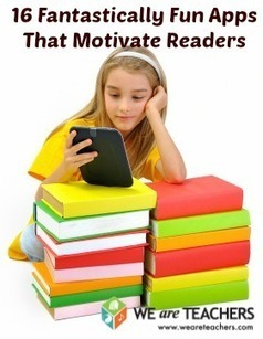 16 Apps That Motivate Kids to Read | Common Core & You | Scoop.it