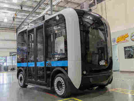 A 24-Year-Old Designed A Self-Driving Minibus; Maker Built It In Weeks | Cool Future Technologies | Scoop.it