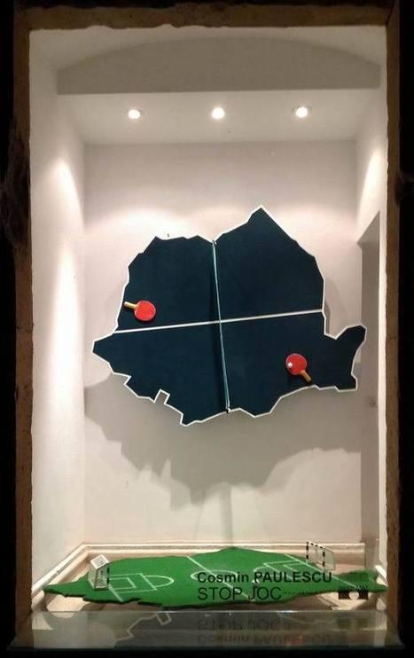 "Cosmin Paulescu: ""Stop playing"" | Art Installations, Sculpture, Contemporary Art | Scoop.it"