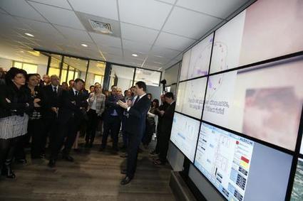 Smart City: l'intelligence urbaine en laboratoire à Nice | IMREDD | Scoop.it