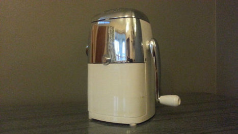 Vintage 1950s Ice O Mat  Ice Crusher | AtomicVault.etsy.com | Scoop.it