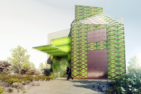 """Ennesys Launches """"Green Building"""" Demo in France :Algae Industry Magazine   Sustain Our Earth   Scoop.it"""