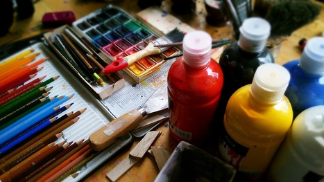 Fun DIY Artwork Ideas: Adventures In Decorating The Abode | Carol Ruth Weber | furnishing | Scoop.it