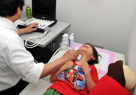 Le nombre de cancer de la thyroïde chez les enfants de Fukushima lié à la catastrophe nucléaire selon des chercheurs | Japan Tsunami | Scoop.it