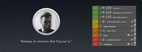 Photoshop flexibility - Designer and writer of CSS & HTML | Risorse per Web Designers | Scoop.it