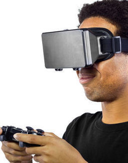 10 exemples d'utilisation de l'Oculus Rift   Digital News in France   Scoop.it