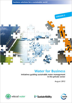 Water for Business - Version 3 | Corporate Ecosystem Services | Scoop.it