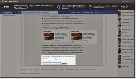 Optimiser la vie privée sur Facebook   Les sciences de gestion, par Amine Ainceur   Scoop.it