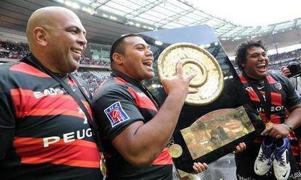 Rugby - Top 14 - Nouvelle mêlée : la fin des piliers XXL ? - Sport 24 | Sports & Passions | Scoop.it