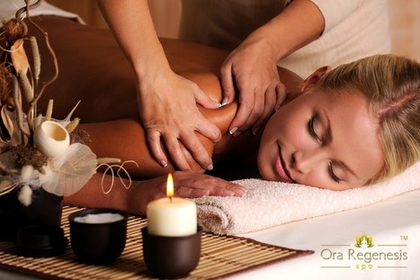 Stress Relief Massage Therapy | Ora Spa | Scoop.it
