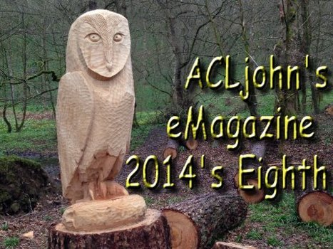 ACLjohn's eMagazine - 2014: Issue 8 | technologies | Scoop.it