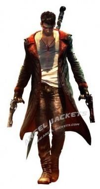 Devil May Cry Dante Long Coat | Devil May Cry Dante costume | Scoop.it
