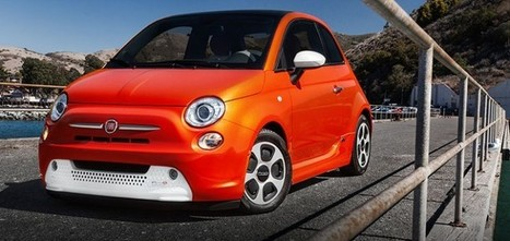 Fiat 500 Electric Recalled Over Potential Transmission Issue | E-mobility and renewable energy | Scoop.it