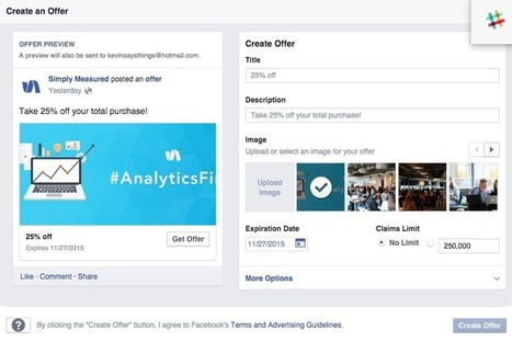 6 Facebook Hacks for Your Brand to Try | Simply Measured | Facebook for Business Marketing | Scoop.it