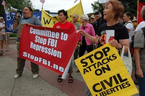 Home | Committee to Stop FBI Repression | Criminal Justice in America | Scoop.it