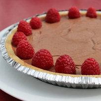 Vegan Valentine: Three-Ingredient Chocolate Pie | My Vegan recipes | Scoop.it