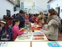 La poesía une a escolares del Almanzora en Armuña - Ideal Digital | CULTURA | Scoop.it