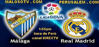 Málaga vs. Real Madrid por la Liga 2012, sabado 22 de diciembre ... | futbol----- | Scoop.it