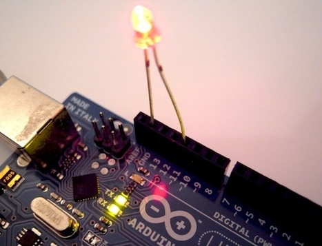 Arduino Firmata on Ruby | Open Source Hardware News | Scoop.it