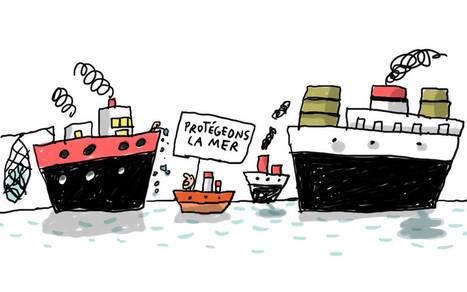 À qui appartient la mer ? - 1jour1actu.com - L'actualité à hauteur d'enfants ! | POURQUOI PAS... EN FRANÇAIS ? | Scoop.it