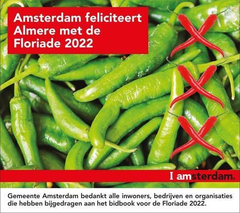 Floriade 2022 - Amsterdam.nl | Floriade 2022 | Scoop.it