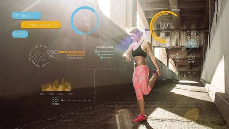 Can wearable devices keep us healthy and fit? | Digital Transformation of Businesses | Scoop.it