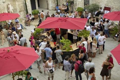 Bar à vin éphémère pendant le festival d'Avignon | mon-ViTi | Vin et Culture | Scoop.it