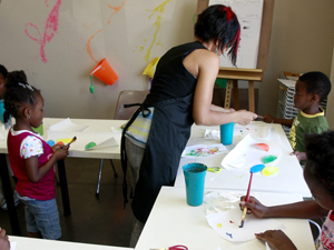Heights art school offers classes geared toward children with autism | The Autism News | Autism & Special Needs | Scoop.it