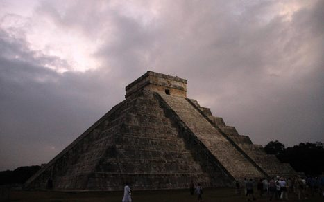 Mexican experts say original pyramid found at Chichen Itza | History - Texas and Beyond | Scoop.it