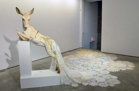 """Come Undone"" by Beth Cavener Stichter 