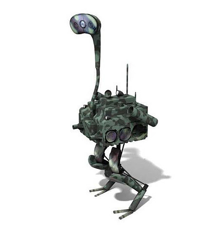 A Robot By Any Other Name -- Robo-Ostrich or FastRunner? | Biomimicry | Scoop.it