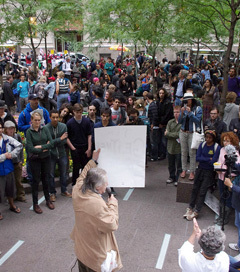 #OccupyWallStreet Is More Than a Hashtag - It's Revolution in Formation | Truthout | #OccupyWallstreet | Scoop.it