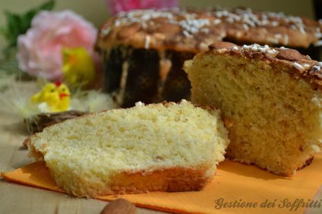 Colomba di Pasqua | Gestione dei Soffritti | Ricette | Scoop.it