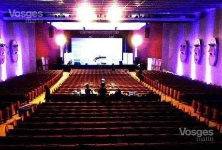 Edition de La Plaine   Le Palais des congrès de Vittel se cherche une place - Vosges Matin   Tout sur les Foires, Congrès et Salons   Scoop.it