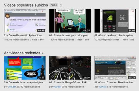 videotutoriales.com : Cómo aprender a programar java, php, joomla y + en español | tecno4 | Scoop.it