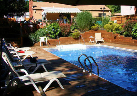 Backyard Swimming Pools: Above-ground or In Ground? | Time USA Week | Your Coolest Guide to Organizing a Pool Party | Scoop.it