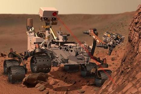 NASA's Curiosity finds new ingredient of life on Mars | Leadership and Management | Scoop.it