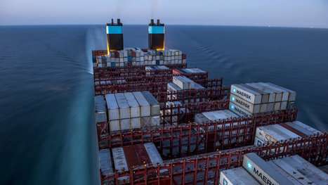 Aboard a Cargo Colossus | Haak's APHG | Scoop.it