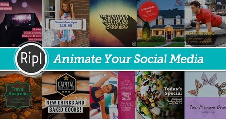Ripl - Create Animated Posts for Social Media | Technological Sparks | Scoop.it