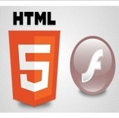 HTML5 vs Flash: Two Technologies at Loggerheads | Future of Cloud and Web Apps | Scoop.it