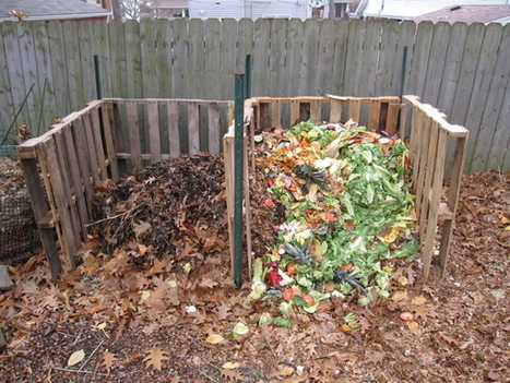 Fresh Organic Gardening – Learn to Build a Compost Pile | guerrilla composting | Scoop.it