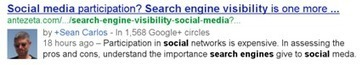 Google Authorship Rich Snippets – Is Google Promoting Authors Or Google+? | Digital Marketer Watch | Scoop.it