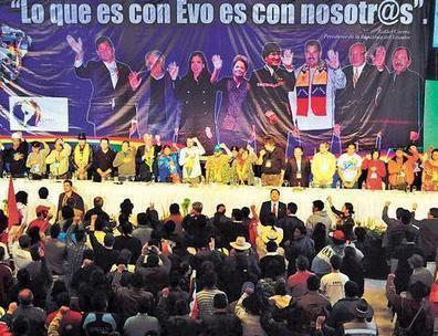 Documento final Cumbre de Cochabamba: Contra el imperialismo y ... | investigadores y docentes de historia | Scoop.it