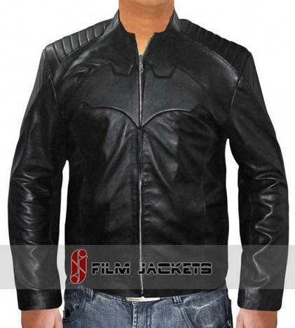 Batman Jacket Black | Christian Bale Batman Leather Jacket | House of outfits | Scoop.it
