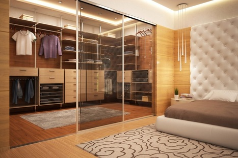Decorate Home with Sliding Wardrobe Doors | hrdaustralia | Scoop.it