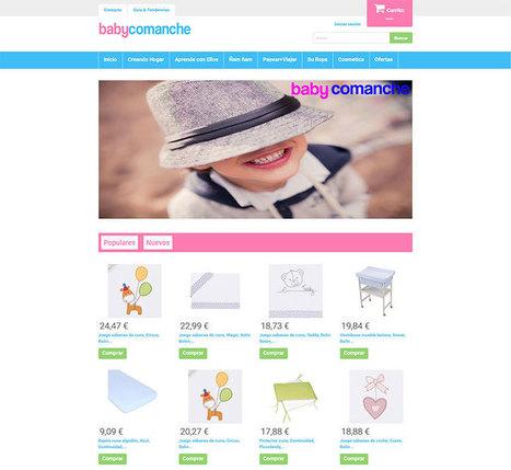 Tienda para bebés con Prestashop y dropshipping | Dropshipping España | Scoop.it