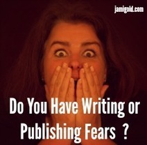 What Scares You about Writing or Publishing? | Jami Gold, Paranormal Author | Creative Productivity | Scoop.it