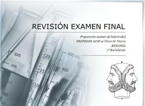 examen | PROFESOR JANO es Víctor M. Vitoria | nahaste-borraste | Scoop.it