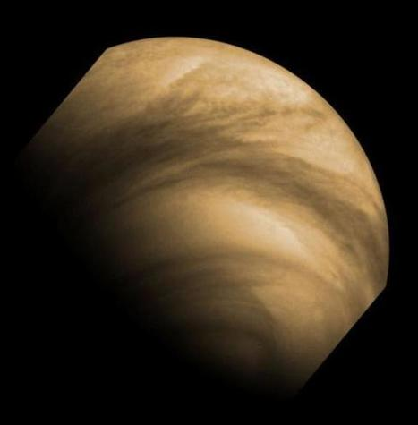 Venus dried out because it's so close to sun - NBCNews.com (blog) | SFFWRTCHT | Scoop.it
